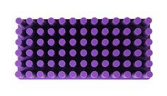 Purple Desk Grip Holder