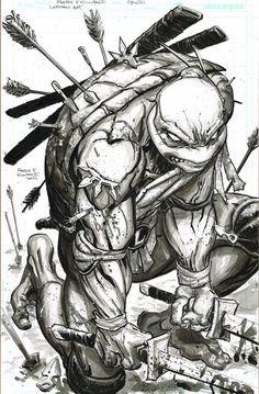 Teenage Mutant Ninja Turtles (Issue 1 Page 13)