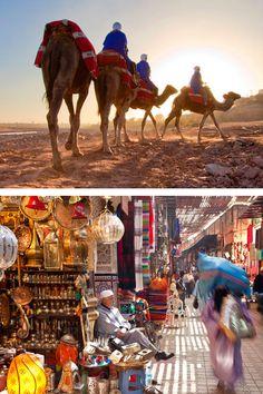 Morocco with my Scorpio