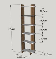 60 Best Of Corner Shelves Ideas 042 Home Decor Furniture, Furniture Projects, Furniture Plans, Diy Home Decor, Furniture Design, Luxury Furniture, Bookshelf Design, Modern Bookshelf, Creation Deco