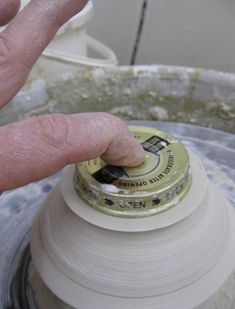 John Britt Pottery : Trimming Tips