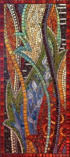 мозаика Mosaic Tile Art, Pebble Mosaic, Mosaic Diy, Mosaic Crafts, Mosaic Projects, Mosaic Glass, Stained Glass Paint, Fused Glass Art, Free Mosaic Patterns