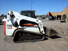 Bobcat T300 Turbo T300 Turbo High Flow Compact Track Loader Service Repair Workshop Manual DOWNLOAD ( S/N 525411001 & Above, S/N 525511001 & Above )