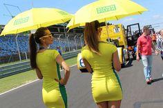Race Car Girls, Car Show Girls, F1 Grid Girls, Nascar Costume, Women Drivers, Pit Girls, Promo Girls, Promotional Model, Umbrella Girl