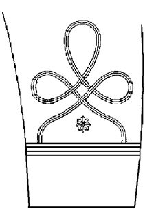 Beaded Embroidery, Embroidery Patterns, Military Costumes, Braid Designs, Techniques Couture, Men's Jackets, Macrame Knots, Prince Charming, Craft Patterns