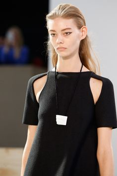 Céline Spring 2015 Ready-to-Wear Fashion Show - Taylor Nicole (NEXT)
