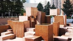 Landscape as a Human Experience: The Work of Lawrence Halprin
