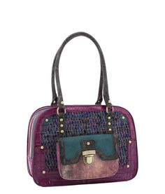 Spencer and Rutherford - Handbags - Bowler Bag - Rita - Fresco