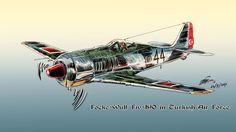 Turkish Focke Wulf 190 A3