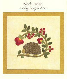hedge hog ... tooooooo cute