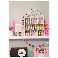 Little house for Sonny Angels.