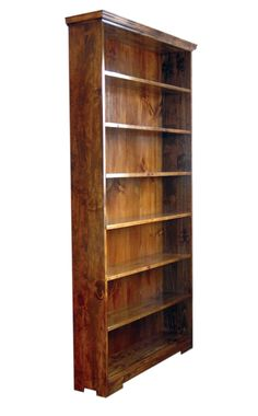 DVD Shelving Built for a true movie lover this pine shelving unit can hold close to 1000 DVDs. Itu0027s 6 feet tall 3 feet wide and 8  deep ...  sc 1 st  Pinterest & Have Too Many DVDs? Try These Clever DVD Storage Ideas for Solutions ...