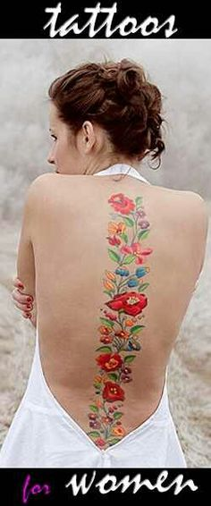 This would cover up a scar! :)
