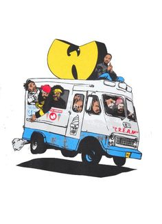 shawtylean:   wu-tang clan - Hip-Hop was better before...