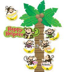 Happy Helpers Headline Mini Bulletin Board Set