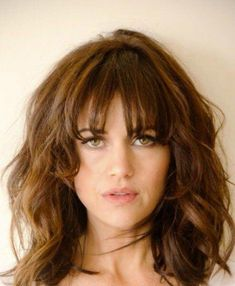 carla gugino hairstyles for women over 40 Carla Gugino, Popular Hairstyles, Easy Hairstyles, Gorgeous Hairstyles, Haircut Tip, Heather Locklear, Heather Graham, Elizabeth Hurley, Diane Keaton