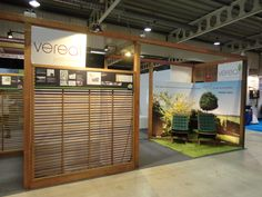 expo jardi reve 2012 stand VEREAL