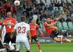 Liga Europejska. Sevilla wygrywa po rzutach karnych