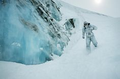 The South Pole, the North Pole –you can't get much colder than these.