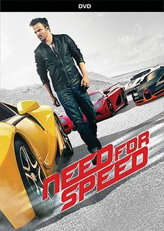 Need for Speed - Touchstone Home Entertainment