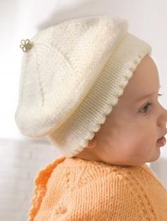 Baby Hat, S6746 - Free Pattern