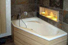 Badbereich Dusche / Wanne   Klocke