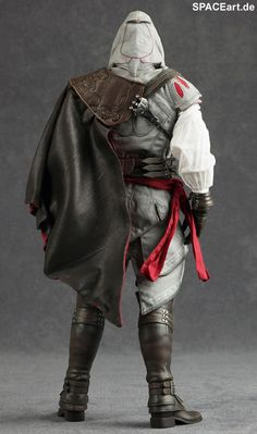 Assassins Creed II: Ezio Auditore - Deluxe Figur, Fertig-Modell ... http://spaceart.de/produkte/asc001.php