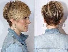 15+ Short Hair Cuts For Women Over 40 | The Best Short Hairstyles for Women 2015