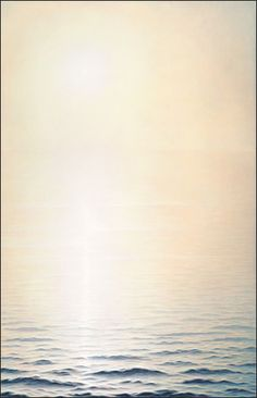 "Marina Moevs. Fog V, 2008, oil on canvas, 50"" x 32"""