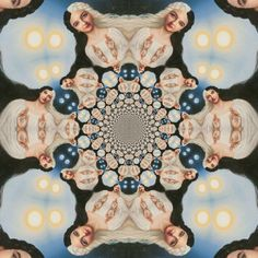 fractal goddess