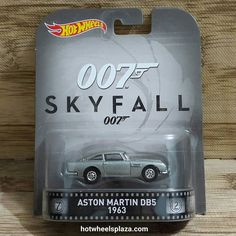Hot Wheels Retro Entertainment Skyfall James Bond 007 Aston Martin DB5 1963 #hotwheels #hotwheelsphotography #diecast #hotwheelscollector #hotwheelscollection  #hotwheelscirebon #hotwheelstangerang  #hotwheelsjakarta #hotwheelssemarang #jamesbond #astonmartin #hotwheelsindonesia #hotwheelsmurah #pajangan #diecastindonesia #diecastjakarta #kadoanak #kadounik #mainananak #kadoulangtahun  #hotwheelssolo #mobilan #jualminiatur #jualmainan #jualpajangan #jualhotwheels #jualanku #jualdiecast…