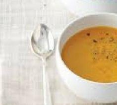 "Yummy butternut squash soup on ""The Buzz"" http://bigskyfitness.com/butternut-squash-soup/"