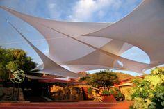 shade sail design ideas - Google Search
