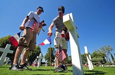 Sailors honor World War II dead. | Flickr - Photo Sharing!