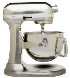 All Brushed Nickel Polished Metal KitchenAid RKP26M1XNK Professional 600 Series 6Quart Stand Mixer ** To view further for this item, visit the image link.
