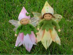 Blumenkinder Elfen