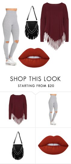 """""""Starbucks"""" by gigi-xcx-493 ❤ liked on Polyvore featuring beauty, Boris and Lime Crime"""