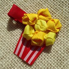 Hey, I found this really awesome Etsy listing at https://www.etsy.com/listing/235607706/pop-pop-popcorn-ribbon-sculpture-ribbons