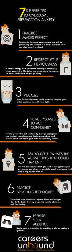 How to improve your presentation skills? ? ? ?