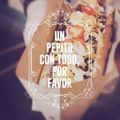 """""""Hoy nos fuimos a comer un tradicional """"con todo"""". ¿Cuál es su ingrediente favorito cuando comen en la calle? #SomosFrescolita"""""""