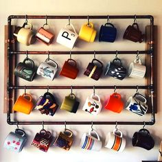 Dishfunctional Designs: Creative Ways To Display & Store Your Coffee Cup Swag