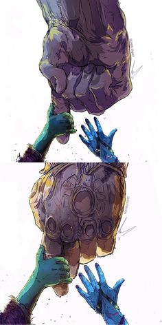 She (nebula) say do you love me, i tell her only partly i only love infinity stones and gamora, i'm sorry. Art by mjhibleart