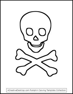 skull-crossbones-pumpkin-carving-template-1.png Photo:  This Photo was uploaded by nukemdomis. Find other skull-crossbones-pumpkin-carving-template-1.png...