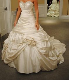 My DREAM Pnina Tornai ball gown. (without the attached roses) Isn't it to die for? <3