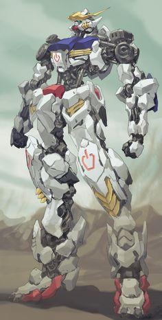 Gundam Wing, Gundam Art, Manga Anime, Anime Art, Manga Girl, Anime Girls, Robot Concept Art, Armor Concept, Gurren Laggan