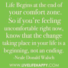 Life Begins at…