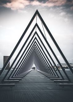 The Most Beautiful Places in Denmark for Nature + Reflection - Architecture Architecture Triangle, Architecture Design, Landscape Architecture, Architecture Interiors, Arquitectura Wallpaper, Denmark Landscape, Herbst Bucket List, White Art, Black And White