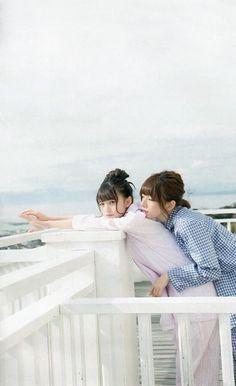 "threevallies: "" 橋本奈々未 齋藤飛鳥 """