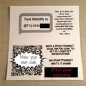 Monday Made It - August 5 Text app and QR code