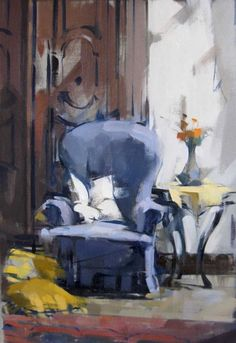 Maggie Siner, 'White Pillow':
